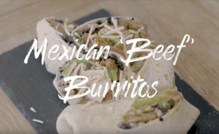 Fry's Mexican Vegan 'Beef' Burrito